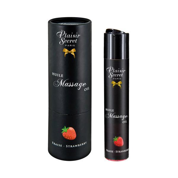 Ulje za masažu sa ukusom jagode