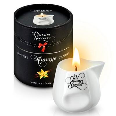 Ulje za masažu sa ukusom vanile