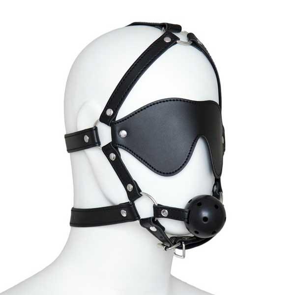 Kugla za usta i maska