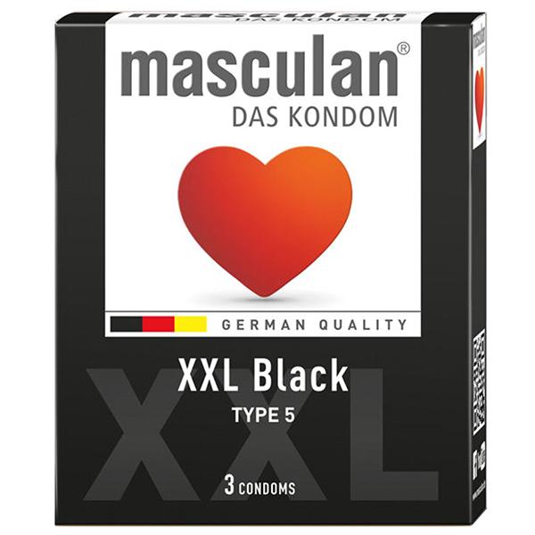 Masculan XXL kondomi