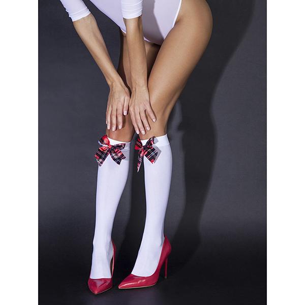 Čarape sa mašnicom