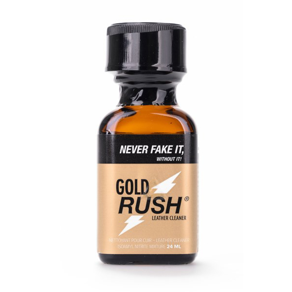 Poppers gold rush 24ml