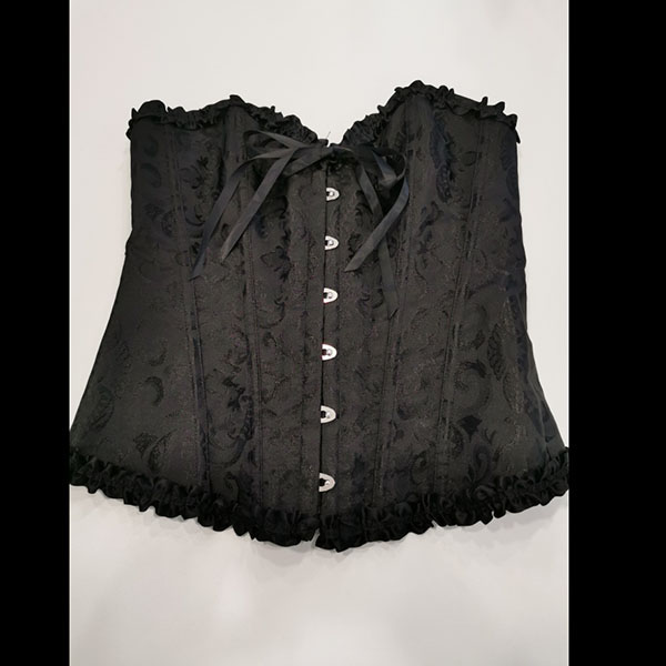 Crni korset Black corset 8